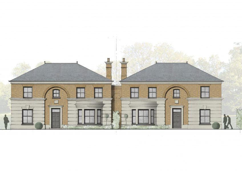 Ardingly-Front render