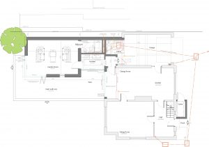 CONTEMPORARY EXTENSION TO A FAMILY HOME IN CHICHESTER GAINS PLANNING CONSENT